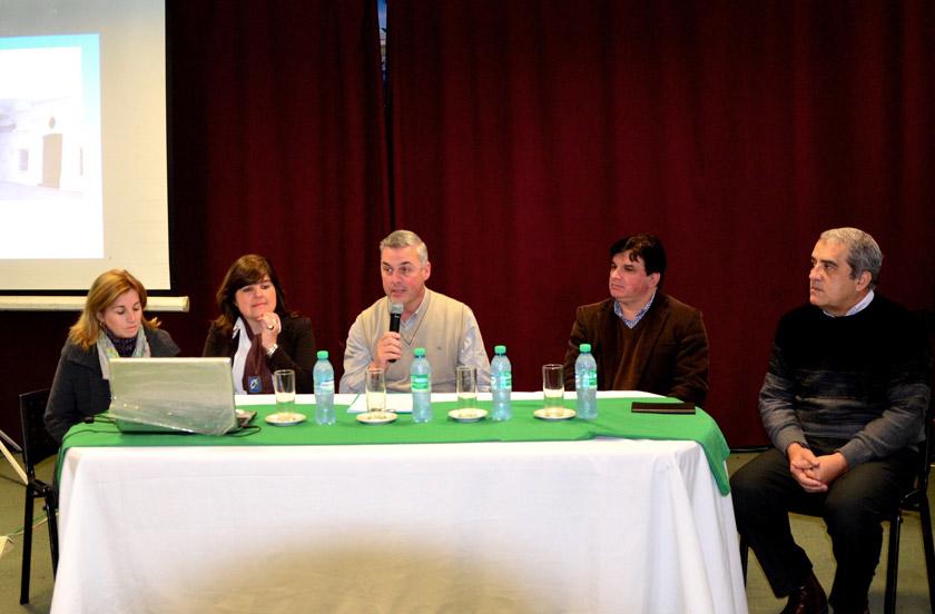 Bella Vista presentó su programa del Bicentenario de la Independencia