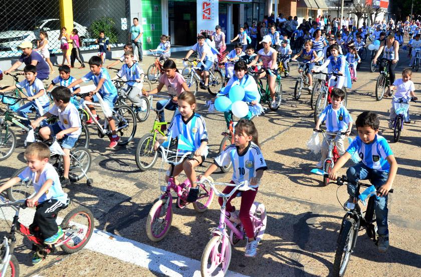 Bella Vista con diversas actividades por el Bicentenario Argentino