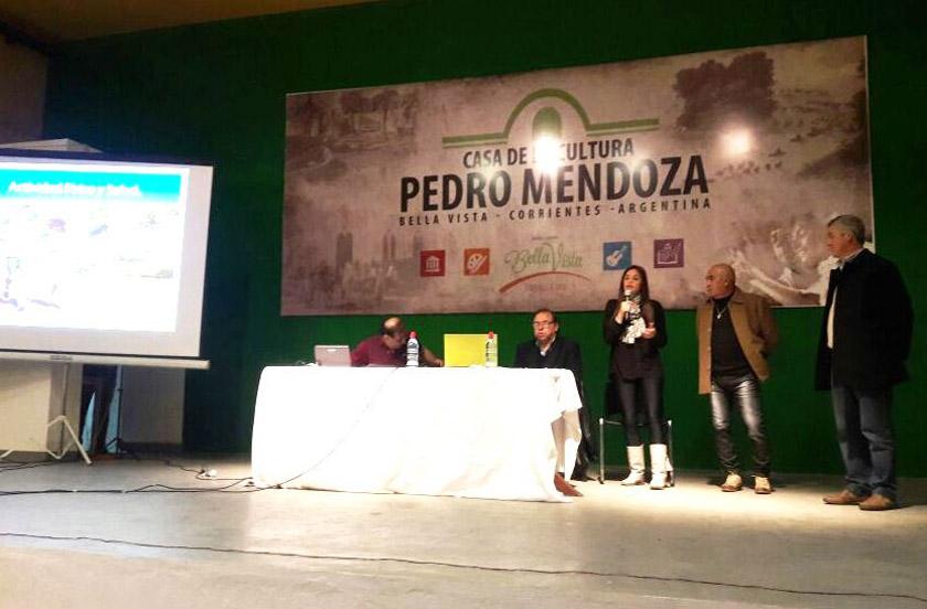 Satisfactoria Jornada de Medicina Deportiva
