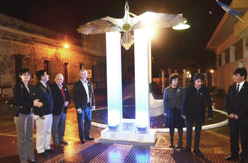 Monumento al Bicentenario de la Independencia Argentina