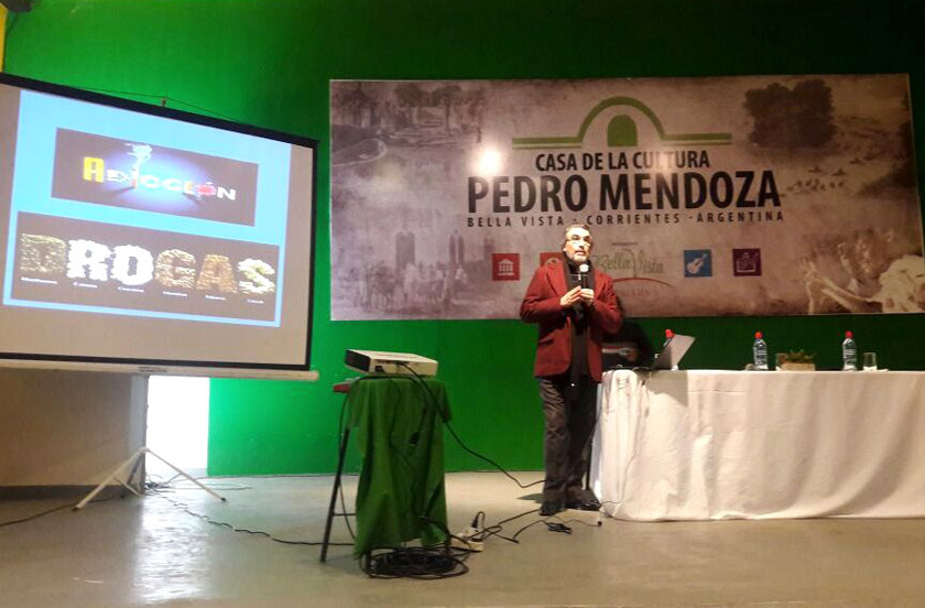 Bella Vista desarrolla el programa Ñapujha Caá Bayre