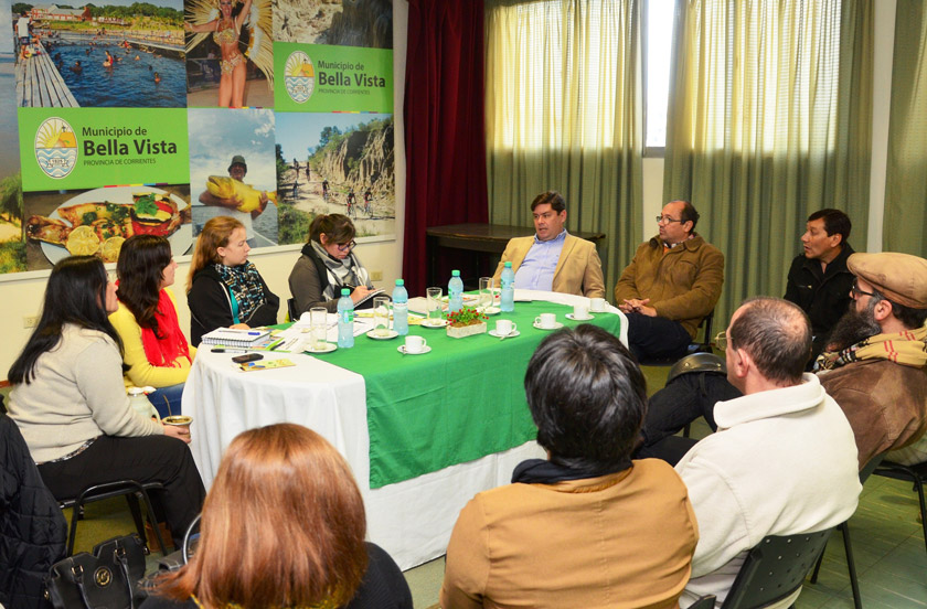 Nación busca las potencialidades turísticas de la región NEA