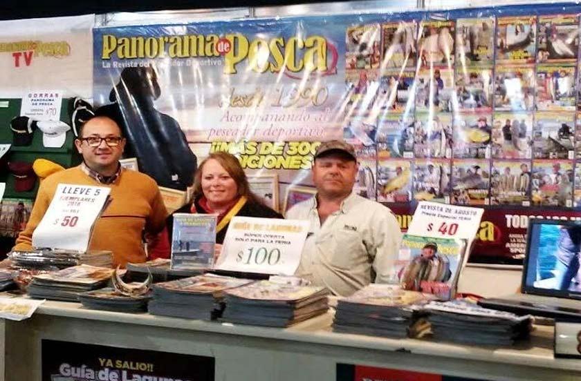 Bella Vista presente en la Expo Armas 2016