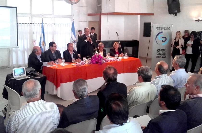Síntesis del Encuentro de Interconexión Vial Corrientes-Santa Fe