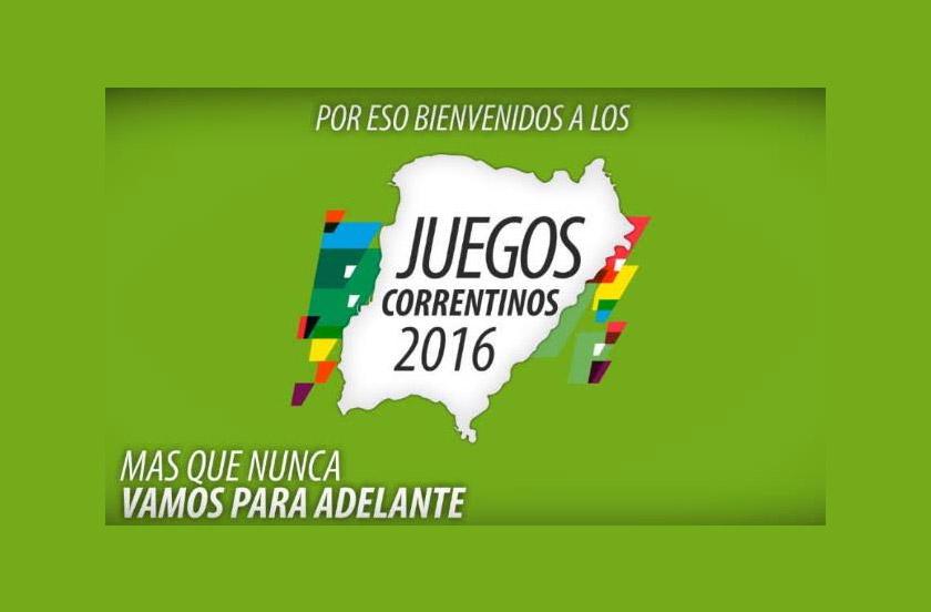 Juegos Correntinos 2016