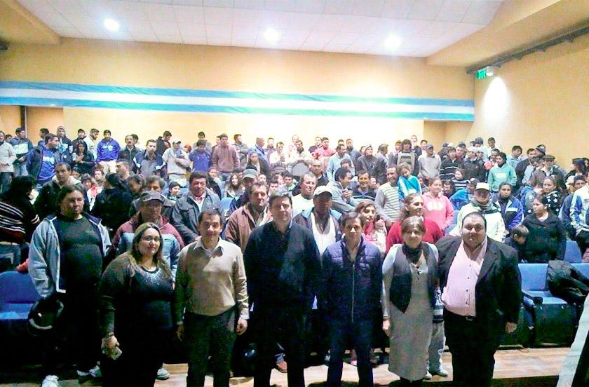 Municipio y Cooperativas trabajan en articulación de programas