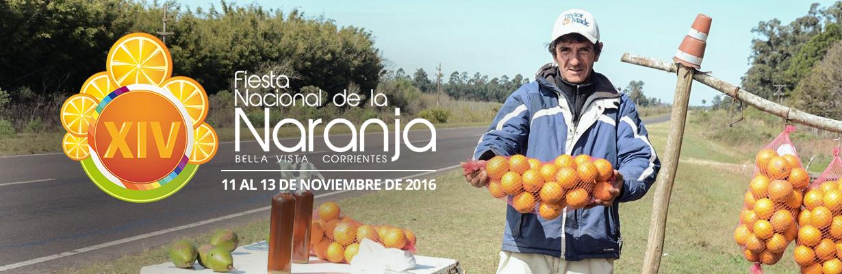 Fiesta de la Naranja 2016