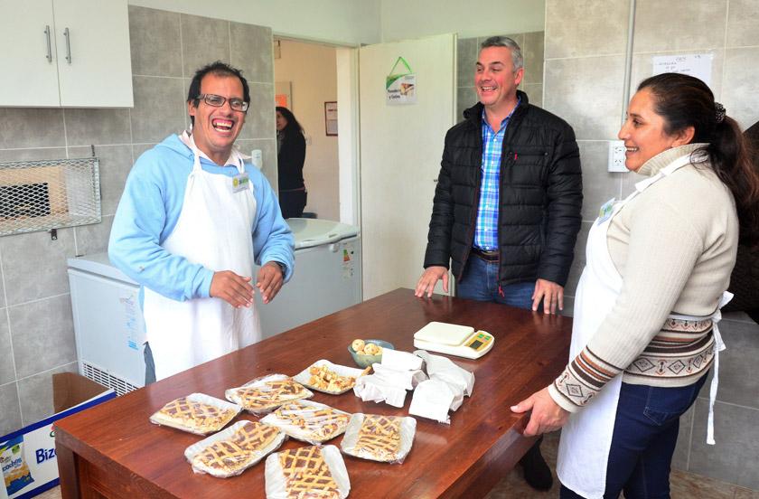 El municipio lanzó el programa Pioneros en Inclusión