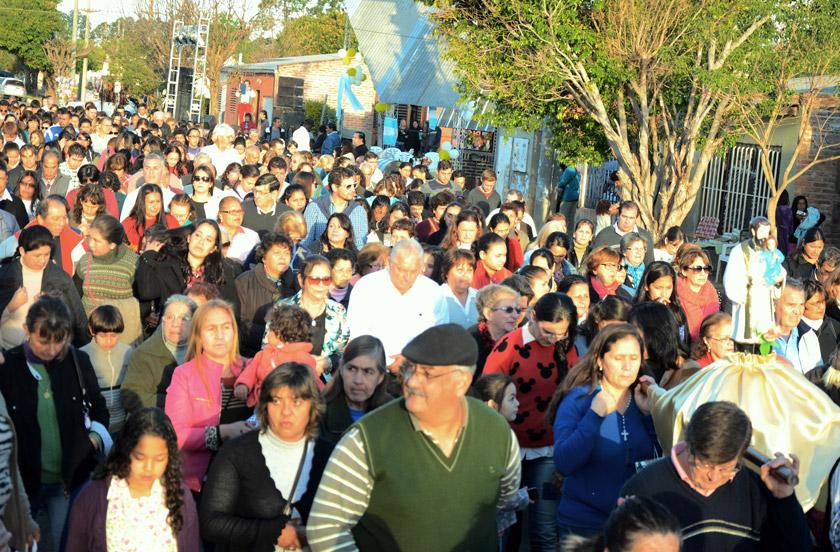 Festejos del Día de San Cayetano
