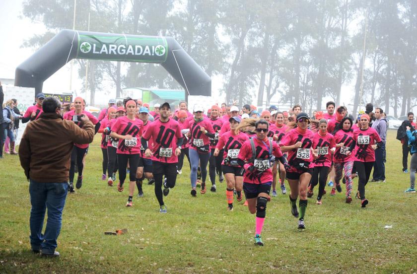 Emoción y aventura en la prueba del Toropí Trail Run 2016