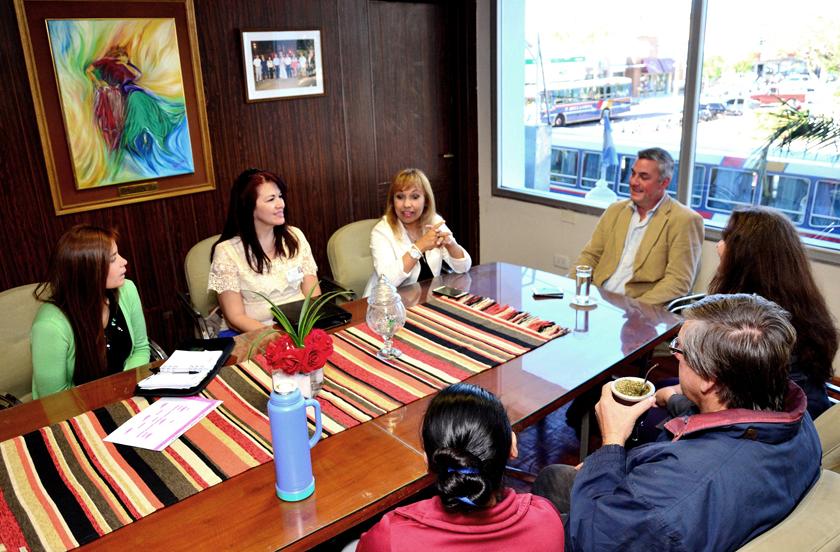 El municipio trabaja en programas para adultos mayores