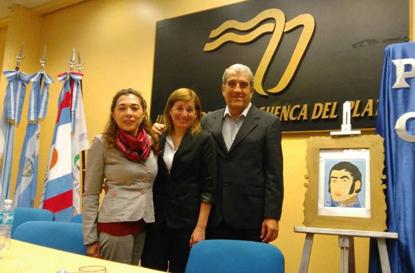 Bella Vista presente en el 1º Congreso Correntino Sanmartiniano