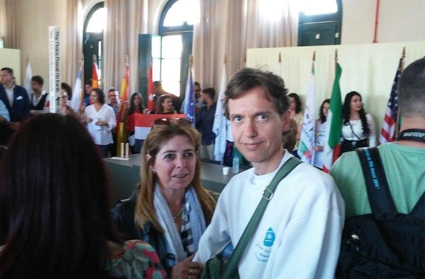 Bella Vista expone en el Foro Mundial por la Paz 2016