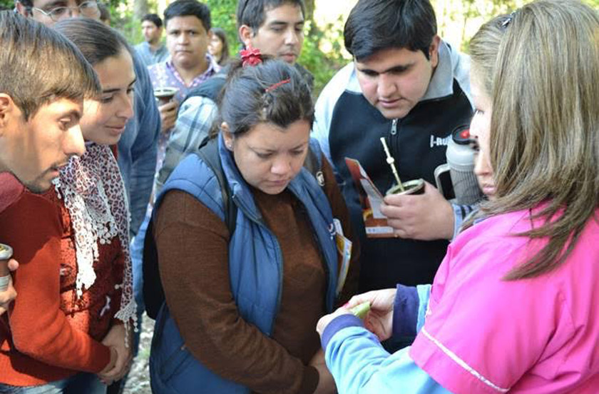 El INTA mostró su trabajo en la Jornada de Campo 2016