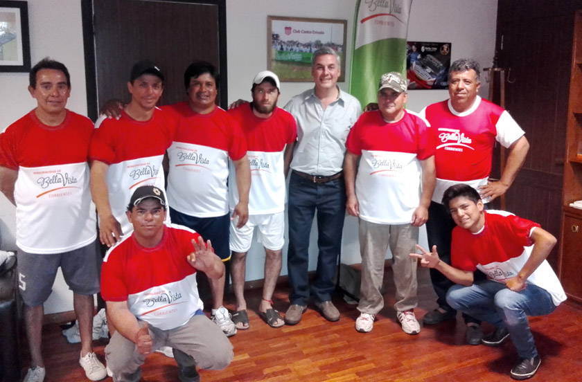 Actividades del intendente Chavez