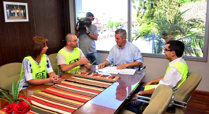 Chavez con ayuda oficial para el MTB