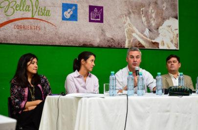 Inauguraron en Bella Vista el congreso internacional de TEA 2016
