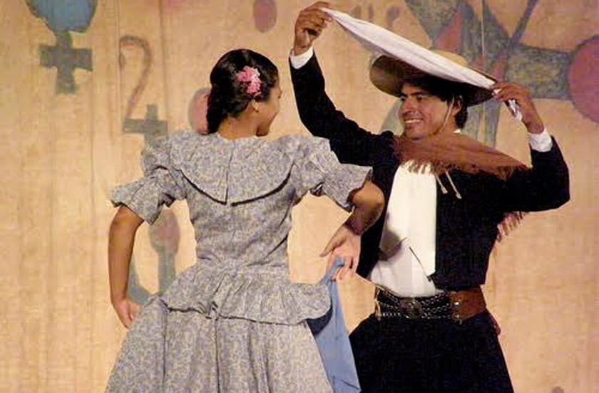 Bella Vista recibe a la danza correntina