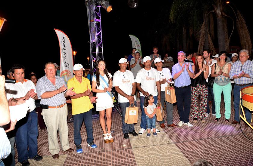 La Fiesta de la Naranja llevó a cabo su Concurso de Embaladores 2016