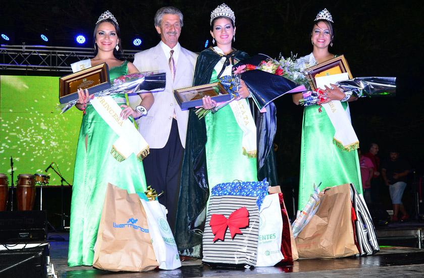 Gran celebración de la 3° Fiesta Provincial de la Batata
