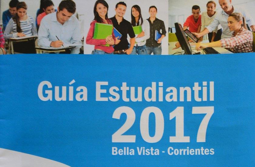 Bella Vista presentó una valiosa Guía Estudiantil 2017