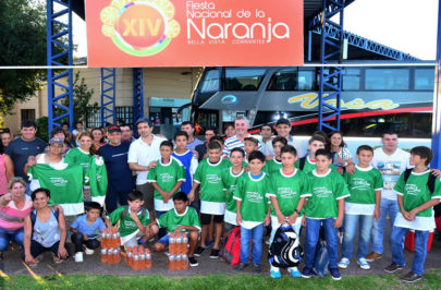 Bella Vista representará a Corrientes en el Mundialito de Córdoba
