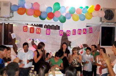 El Centro Sin Barreras festejó su tercer aniversario