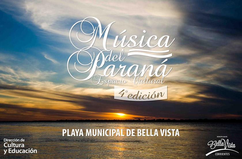Comienza el ciclo Música del Paraná 2017