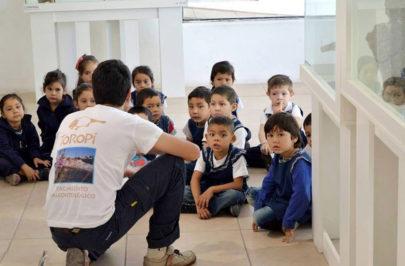 El Paleomuseo Toropí inaugura temporada para niños
