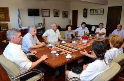 Visita de la CPIAyA de Corrientes