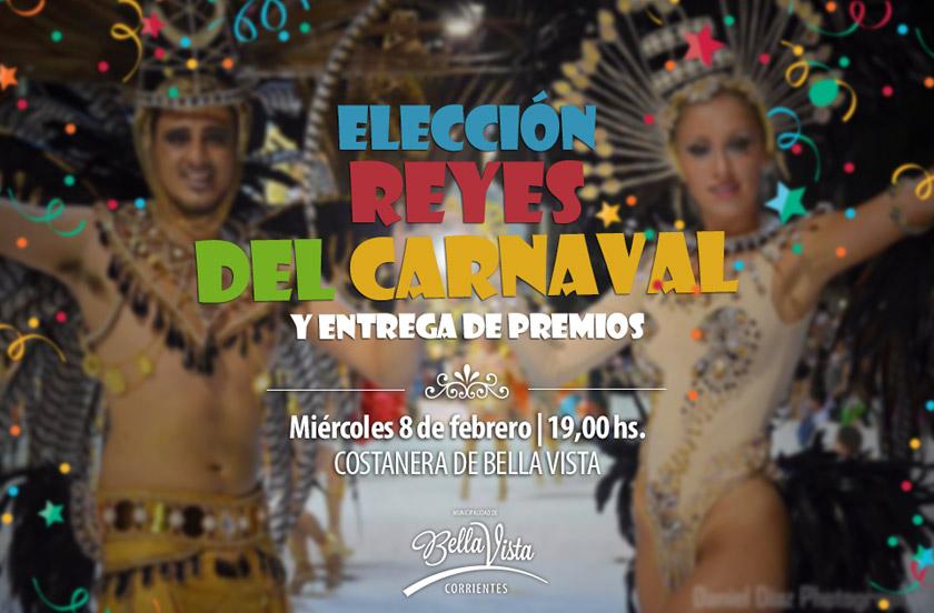 Expectativas por la elección de los soberanos del carnaval