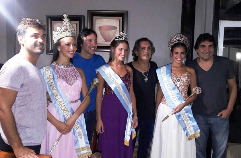 Bella Vista representada en Esquina y en Corrientes