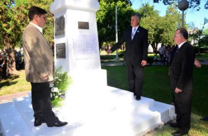 Bella Vista homenajeó al general San Martín