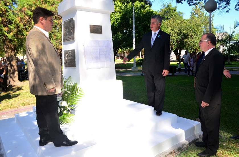 Bella Vista homenajeó al general San Martín