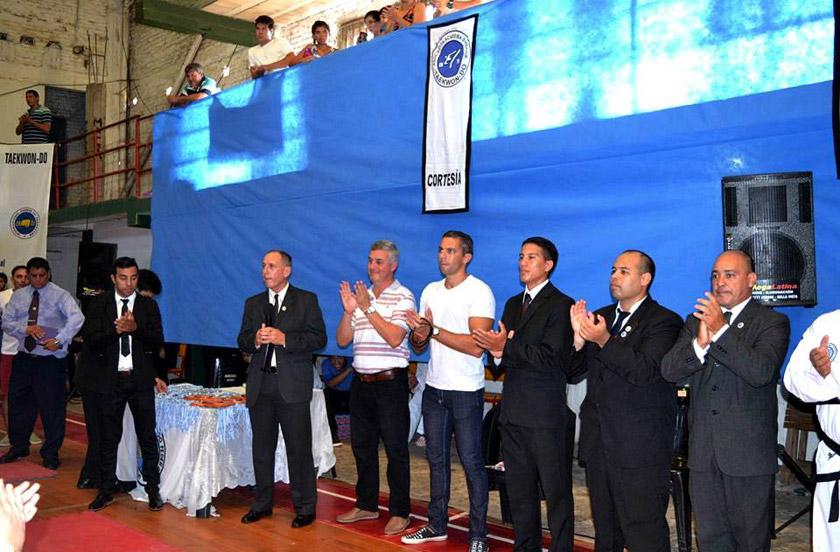 Exitoso 1º Torneo Nacional de Taekwondo en Bella Vista