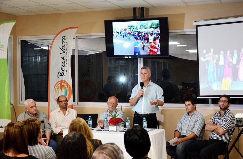 Chavez presentó un análisis y proyección del turismo local