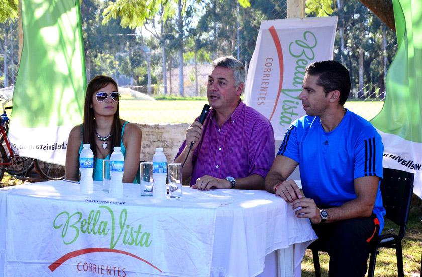 Bella Vista presentó el programa DEPORTE TODO EL AÑO