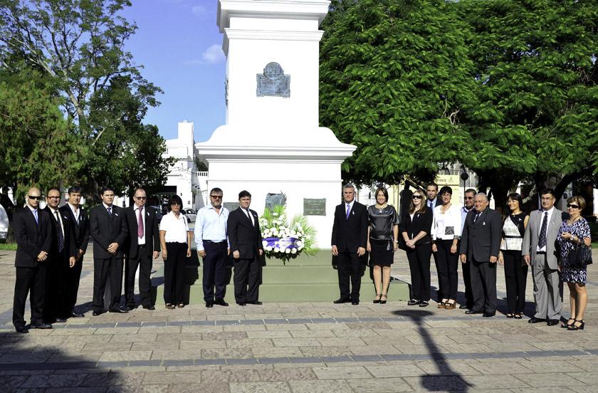 Acto oficial del Día de la Memoria, Verdad y Justicia