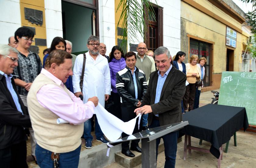 La Biblioteca Sarmiento de Bella Vista cumplió 145 años