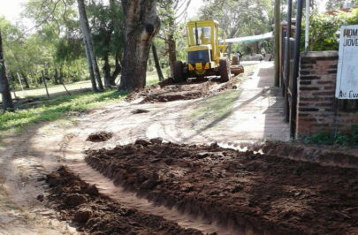 Mega operativo municipal en el EPAM Norte