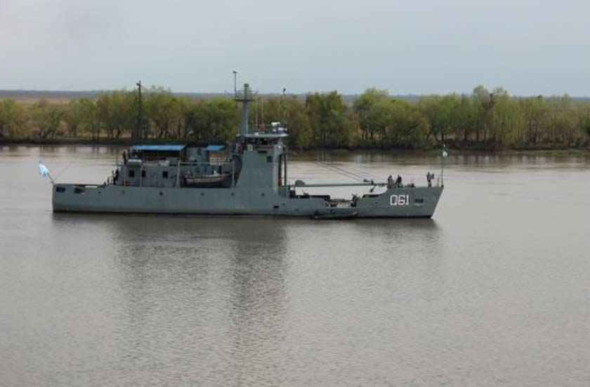 La Armada Argentina celebra su día en Bella Vista