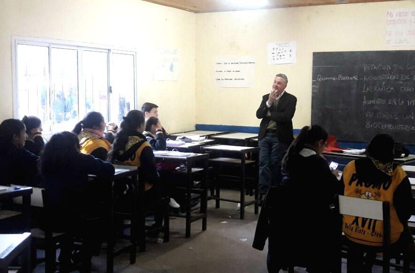 El municipio impulsa programa de asistencia rural