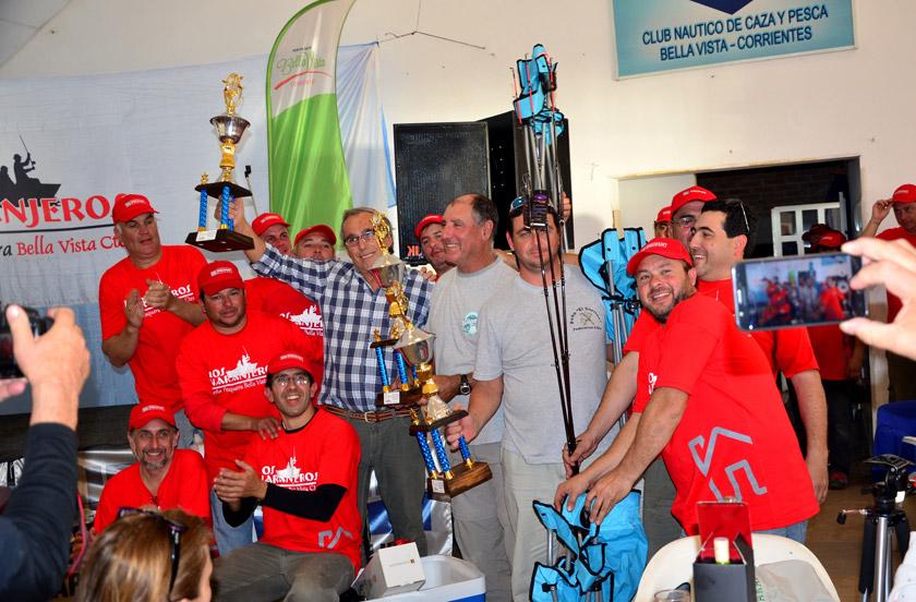 8º Concurso de Pesca Variada Fundación de Bella Vista
