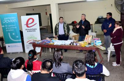 Bella Vista desarrolla con éxito el programa Empleo Joven