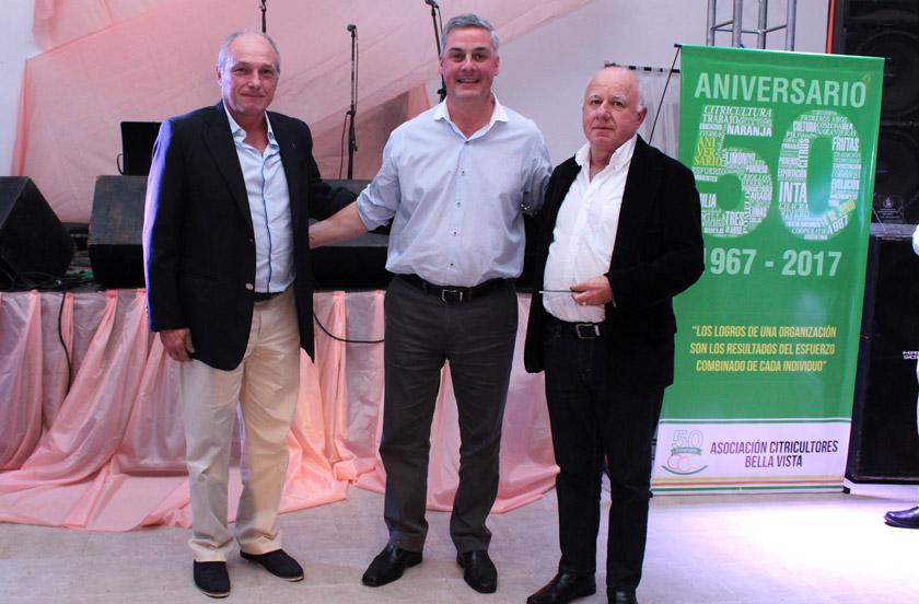 La Asociación de Citricultores festejó sus 50 años
