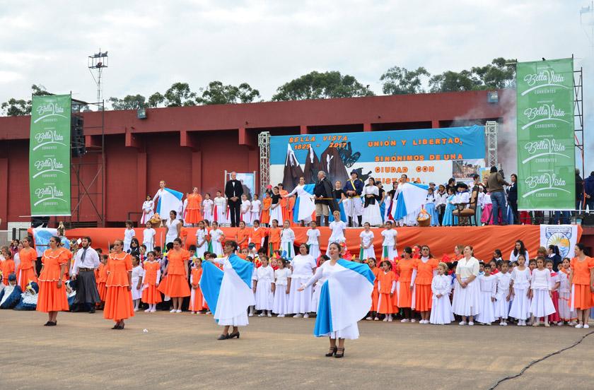 La Tierra de la Naranja festeja sus 192 años de fundación