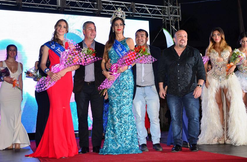 Bella Vista eligió a la Miss Mundo Corrientes