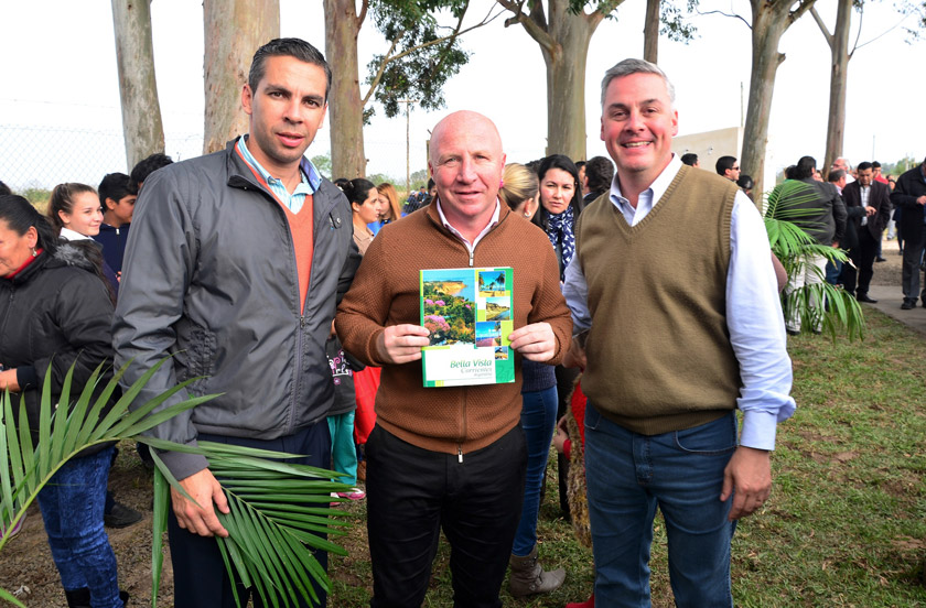 Nación avanza con obras de infraestructura deportiva