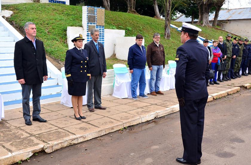 207 años de la Prefectura Naval Argentina