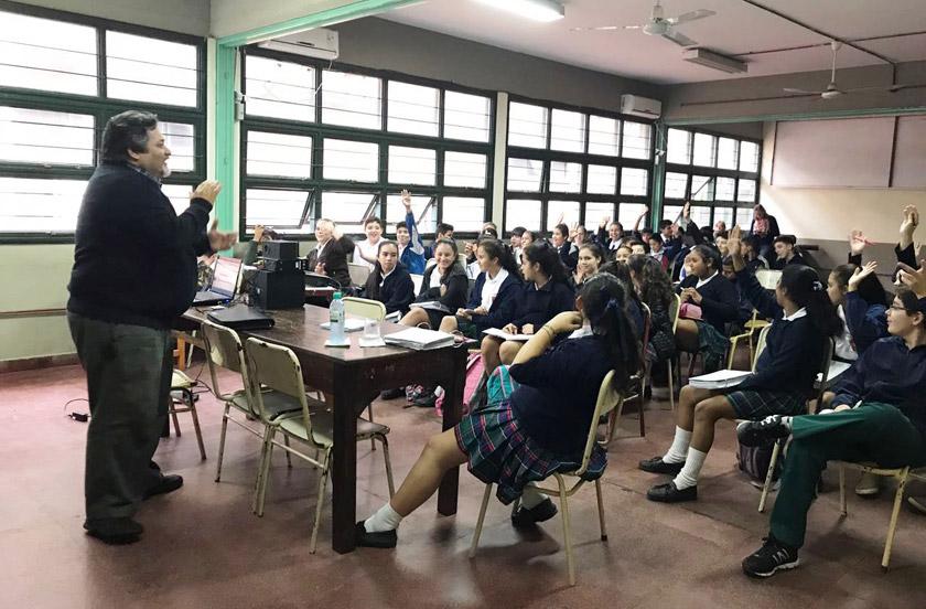 Bella Vista desarrolla un programa contra la Violencia de Género